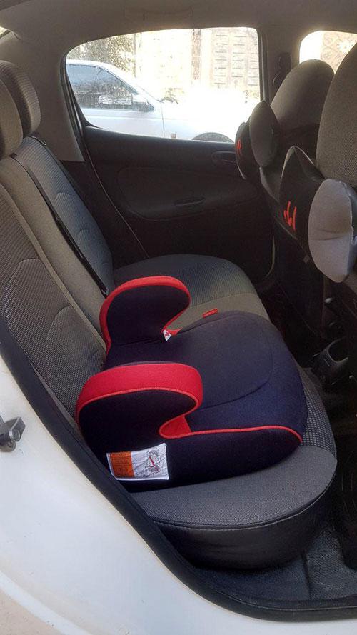 صندلی کودک تا 12 سال در خودرو