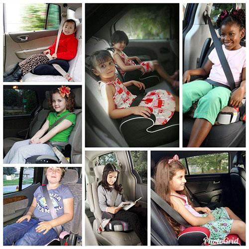 صندلی بوستر کودک بالای 4 سال با کودکان