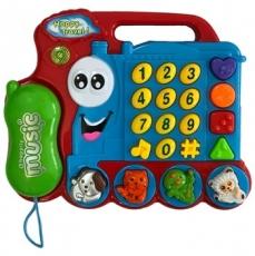 تلفن خندان